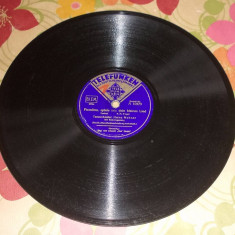 Piccolino, spiele uns ein kleines Lied, 1930, disc de patefon / gramofon