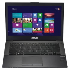 Laptop Asus Pro Advanced BU401LG-FA167G 14 inch Full HD Intel Core i7-4510U 12GB DDR3 256GB SSD nVidia GeForce 730M 2GB Windows 8 Pro Dark Grey