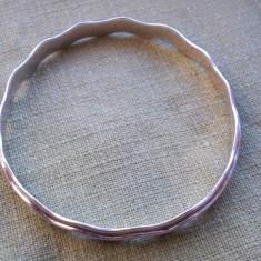 Bratara din argint fixa marcaj 925 - 20, 5 grame