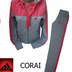 Trening dama Adidas, Bumbac - TRENINGURI ADIDAS, MATERIAL BUMBAC, MODEL CLASIC, LIVRARE GRATUITA