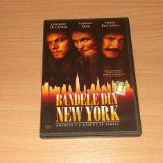 Gangs of New York - Film drama, DVD, Romana