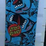Placa snowboard SANTA CRUZ SCREAMING HAND 156cm allover model 14/15 - Placi snowboard