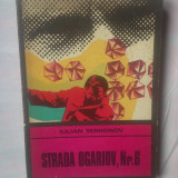Beletristica - IULIAN SIMIONOV - STRADA OGARIOV, NR. 6