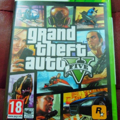 Joc Grand Theft Auto V, GTA V, XBOX360, original, alte sute de jocuri! - Jocuri Xbox 360, Actiune, 18+, Single player