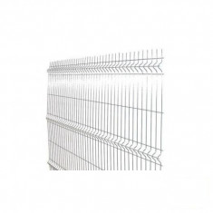 Gradinarit - Panou gard bordurat zincat - 2000 x 1700 mm