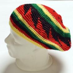 Caciula ( Fes ) - Rasta - Jamaica (unisex ) - Caciula Copii