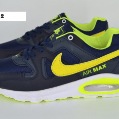 Adidasi barbati Nike, Textil - Nike Air Max model nou 16