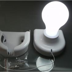 Bec/neon - Bec cu baterii lampa de veghe bec led Stick Up Bulb