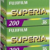 3 Filme Fujifilm Superia 200 135/36