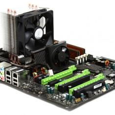 Cooler procesor AMD OverClocker Edition CM heat pipes Intel LGA 775 - Cooler PC Cooler Master, Pentru procesoare