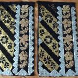 PERECHE CATRINTE DIN CATIFEA NEAGRA - Costum popular