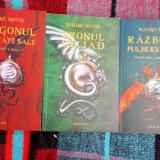 NAOMI NOVIK - seria dragonul vol 1, 2, 3 - Carte de aventura, Nemira