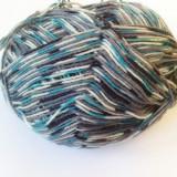 Fir de tricotat sau crosetat lana 75% cu poliamida, degrade - Ata