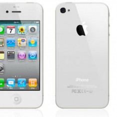 Telefon Apple iPhone 4 Alb, 16 GB, Wi-Fi