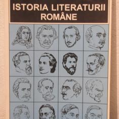 Studiu literar - ISTORIA LITERATURII ROMANE -AL .PIRU