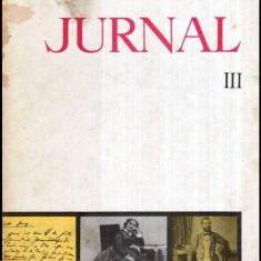 Biografie - Jurnal si epistolar vol. lll - Autor(i): Titu Maiorescu