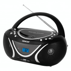 Sencor microsistem audio Boombox CD/MP3/USB SPT 227 B - Combina audio