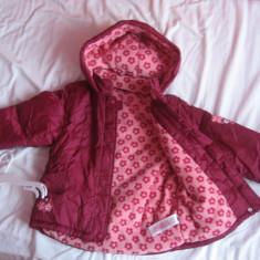 Haine Copii 4 - 6 ani - Geaca de iarna pt. fete, marca MOTHERCARE, aproape noua, impecabila!
