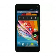 Telefon mobil - Mediacom Smartphone Mediacom PhonePad Duo G501 Dual Sim Gray