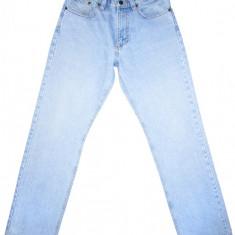 Blugi JINGLERS - (MARIME: 32) - Talie = 81 CM, Lungime = 106, 5 CM - Blugi barbati, Culoare: Bleu, Prespalat, Drepti, Normal