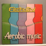 AEROBIC MUSIC (EDE 03081/ELECTRECORD ) - VINIL stare PERFECTA - Muzica Dance