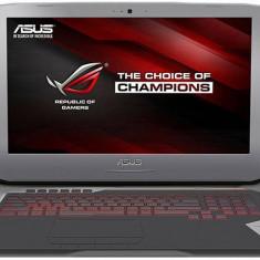 Notebook Asus ROG G752VY, 17.3 inch, Intel Core i7-6700HQ, 2.6 Ghz, 16 GB DDR4, 1TB HDD+128 GB SSD, Windows 10, video dedicat - Laptop Asus