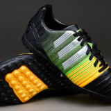 Ghete de fotbal Adidas Nitrocharge 3.0 TF - Ghete fotbal Adidas, Marime: 38, Culoare: Multicolor