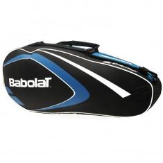 Geanta Babolat Club 6 Racket - Originala - Anglia - Dimensiuni L73 x W33 x D24 - Geanta tenis