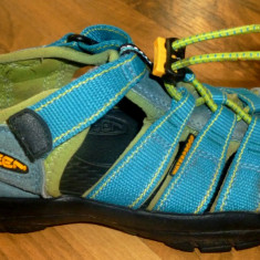 Sandale copii KEEN cred 30/31 talpic 19 cm trekking munte transport inclus - Incaltaminte outdoor