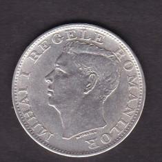ROMANIA 1944, MIHAI I REGELE ROMANILOR MONEDA ARGINT VALOAREA 500 LEI - Moneda Romania