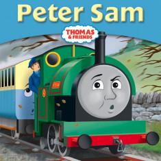 My Thomas Story Library - Thomas and Friends - Nr.24 carte PETER SAM - Carte educativa
