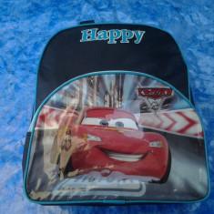Fulger Mcqueen Cars, Disney Pixar Ghiozdan Altele / rucsac 24*21*8 cm