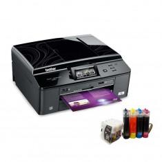 Brother DCP-J925DW imprimanta cu CISS - Imprimanta cu jet
