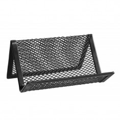 Suport carti vizita plasa metalica ErichKrause - Culoare: Gri (cod produs: CTC-EK22508) - Masina de perforat