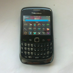 BLACKBERYY 9300 - Telefon mobil Blackberry 9300, Negru, 1 GB