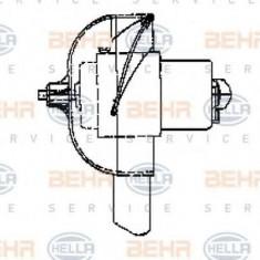 Ventilator, habitaclu MERCEDES-BENZ NG 1013 - HELLA 8EW 009 160-321 - Motor Ventilator Incalzire
