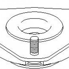 Rulment sarcina suport arc FORD FOCUS 1.4 16V - TOPRAN 301 822 - Rulment amortizor