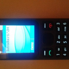 Vand nokia 100 - Telefon Nokia, Gri, Nu se aplica, Neblocat, Single core