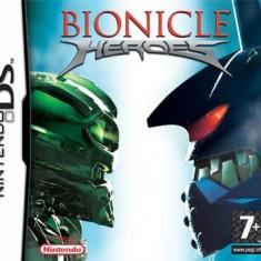 Bionicle Heroes Nintendo Ds - Jocuri Nintendo DS Eidos