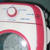 Masina de spalat electrica mini Combi 2in1