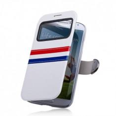 Husa Samsung i9500 Galaxy S4| French Vintage Style|Flip Momax - Husa Telefon