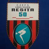FANION MATASE * C.J.E.F.S. CARAS SEVERIN / RESITA 50