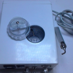 Aparat airflow air-flow curatare dantura dentar stomatologic; nu e scaler; - Echipament cabinet stomatologic