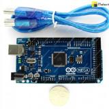 Arduino MEGA 2560 R3 + Cablu USB cu ATmega2560 si ATmega16U2 | placa dezvoltare