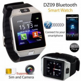 2 in 1: Smartwatch DZ09 si Telefon, Bluetooth, Camera, Sim, Card, Android & iOS