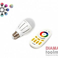 LED BEC RGB +TELECOMANDA