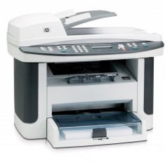 Imprimanta Laser HP LaserJet M1522nf, 24 ppm, Monocrom, USB, Retea, ADF, Copiator, Scaner, Fax - Multifunctionala
