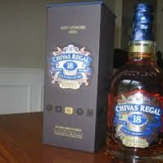 Whisky Chivas Regal 18 ani Gold Signature