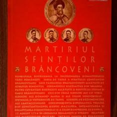 Martiriul Sfintilor Brancoveni {2007} - Carti Crestinism