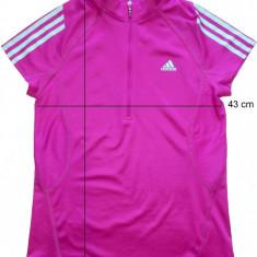 Tricou sport ADIDAS deosebit, stare foarte buna (dama L spre XL) cod-173955 - Tricou dama Adidas, Marime: L/XL, Culoare: Din imagine